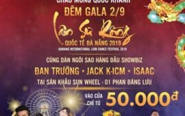 COMPETITION SCHEDULE & TICKET DEALS AT DA NANG INTERNATIONAL LION DANCE FESTIVAL 2019