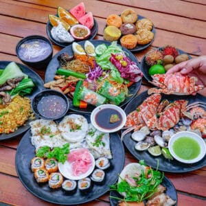 ONLY 269K: YOU CAN ENJOY COMBO BUFFET AT BUFFET WORLD RESTAURANT